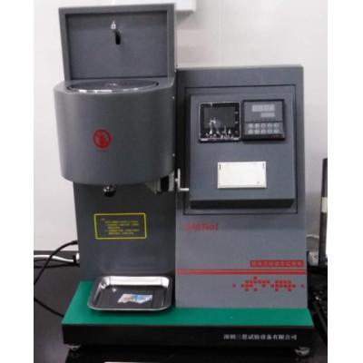 深圳三思熔体流动速率试验机(客户实验室实拍图片)